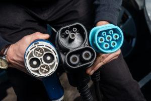 Types de recharge véhicule électrique