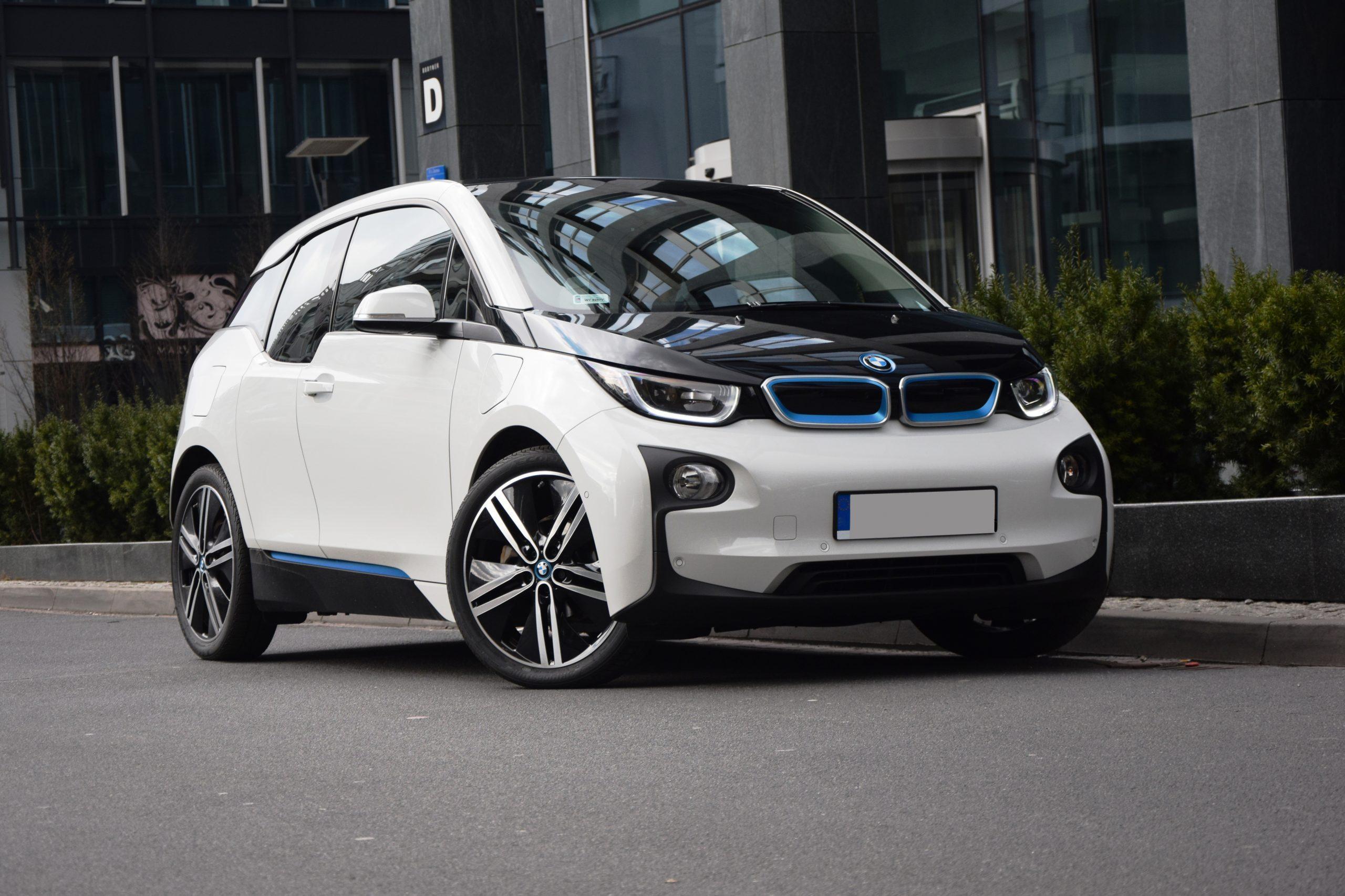 Borne de recharge BMW i3