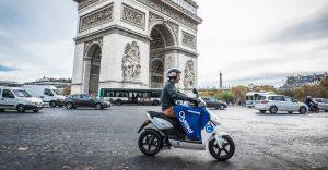 Electromibilité grâce au scooter électrique