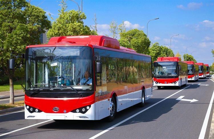 Bus électrique Chili