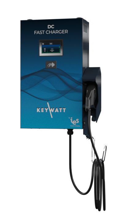 Borne de recharge rapide wallbox mono 24 kW
