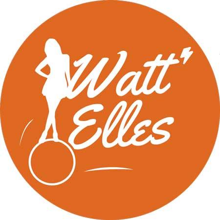Logo Watt'Elles Rallye Natur'Elles Aventures